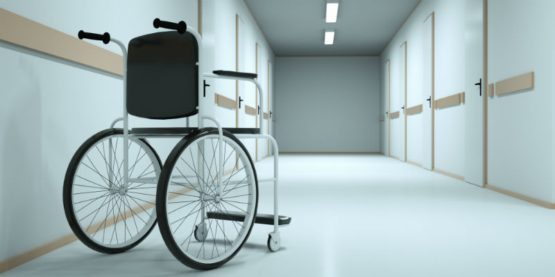 wheelchain-in-hospital